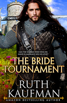 The Bride Tournament by Ruth Kaufman