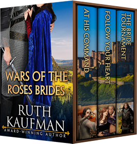 The Wars of the Roses Brides Trilogy
